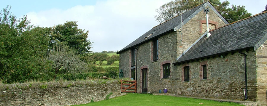 View of bed and breakfast